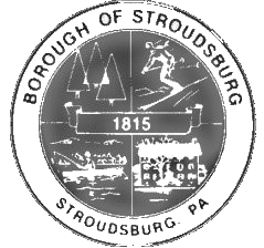Stroudsburg Borough Crest
